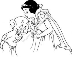 kiss of the princess file .cdr and .dxf free vector download for printers or laser engraving machines