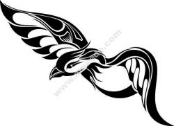 bird-shaped cut flowers file .cdr and .dxf free vector download for Laser cut plasma