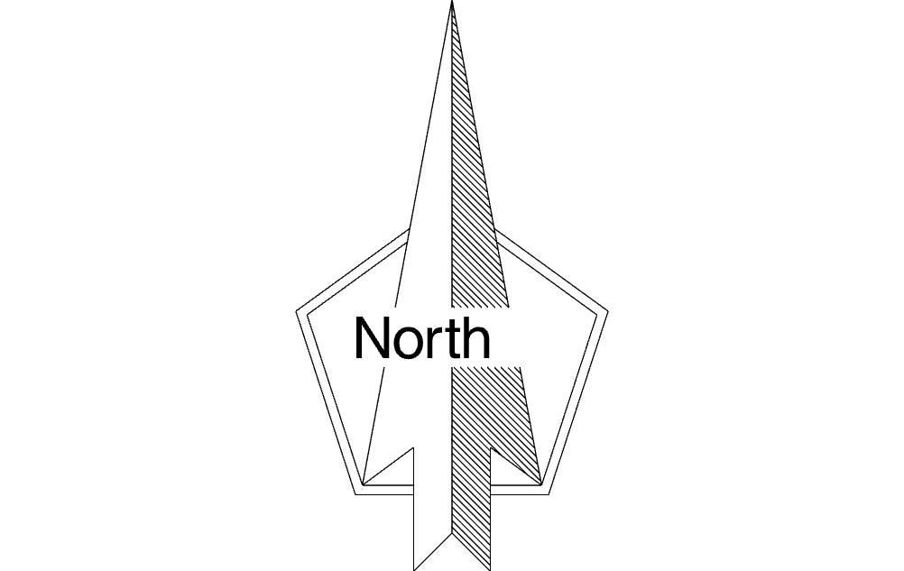 North Arrow