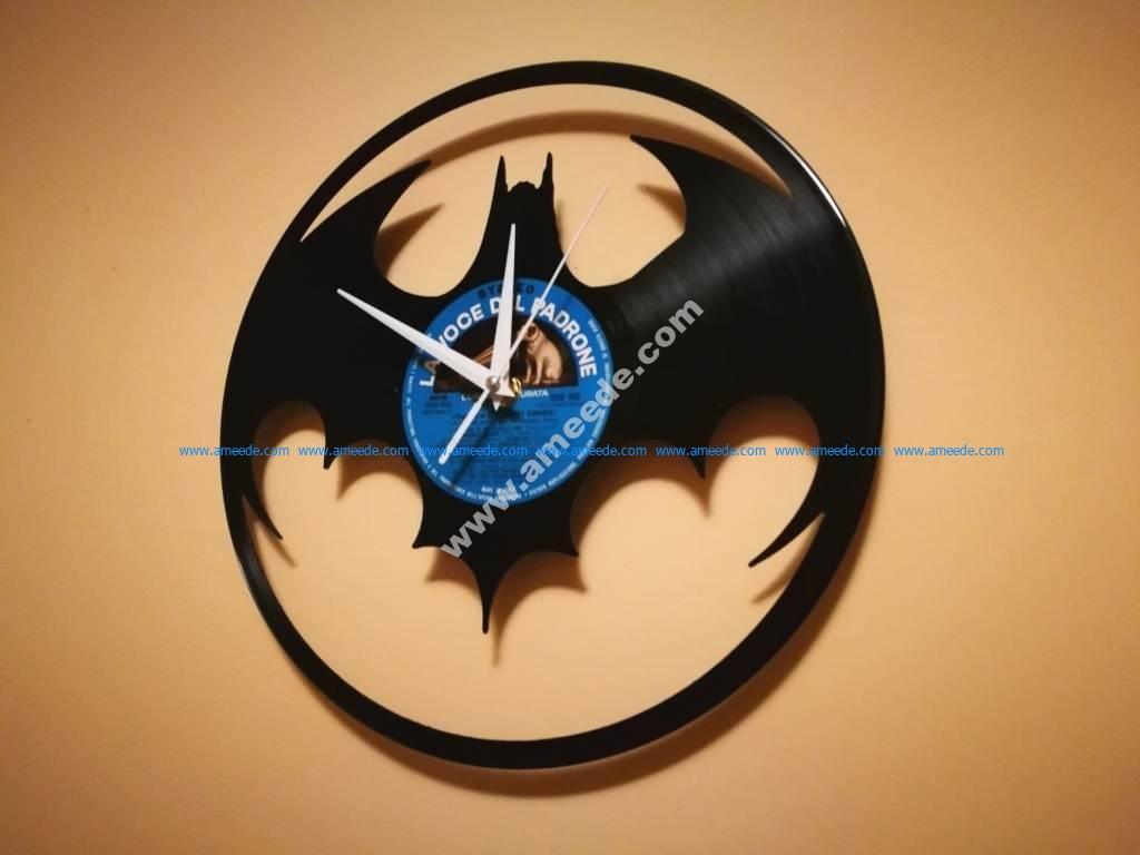 Orologio Vinile Batman Clock