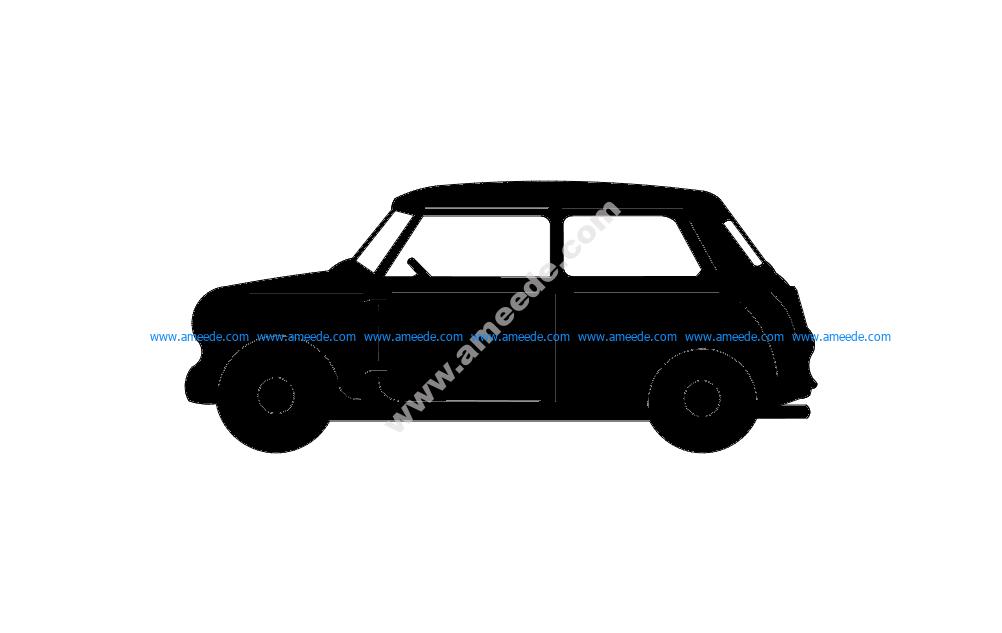 Austin Mini 1