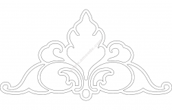 Design file .cdr and .dxf free vector download for printers or laser engraving machines
