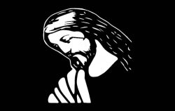 BESTJESUS file cdr and dxf free vector download for printers or laser engraving machines