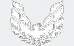 Firebird file cdr and dxf free vector download for printers or laser engraving machines