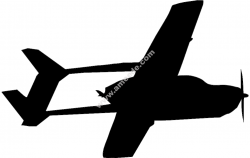 Cessna fying trace