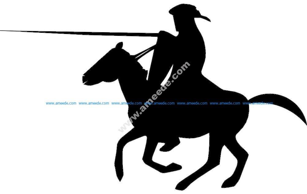 Crusader knight