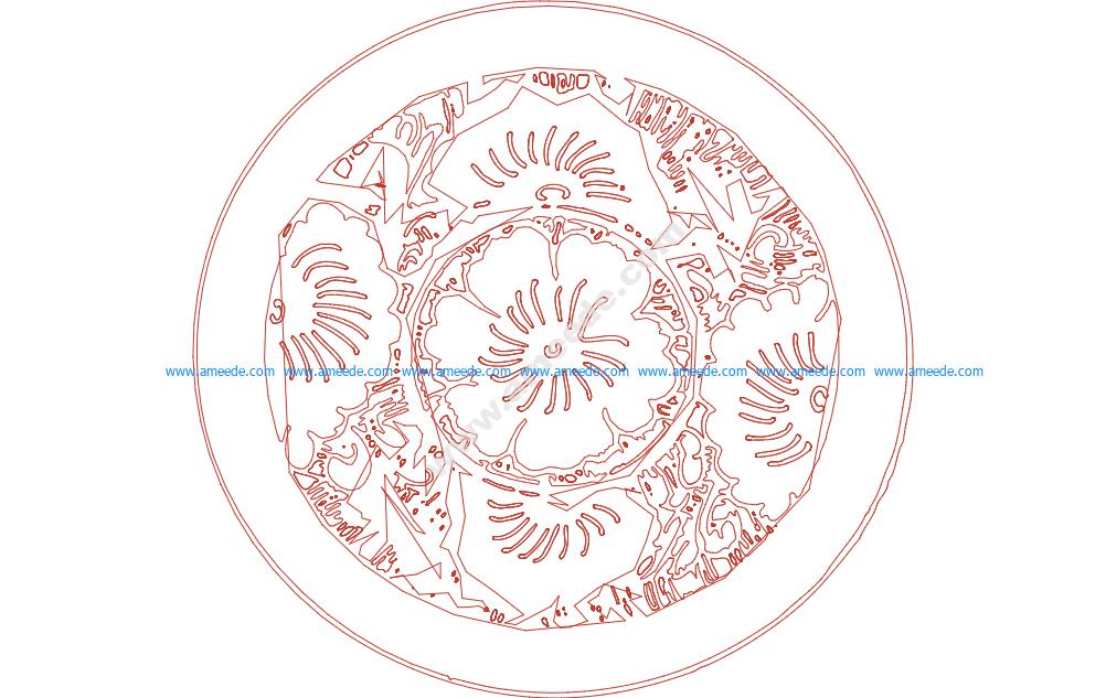 Ornamental Panel 228