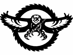 American Eagle Saw Blade