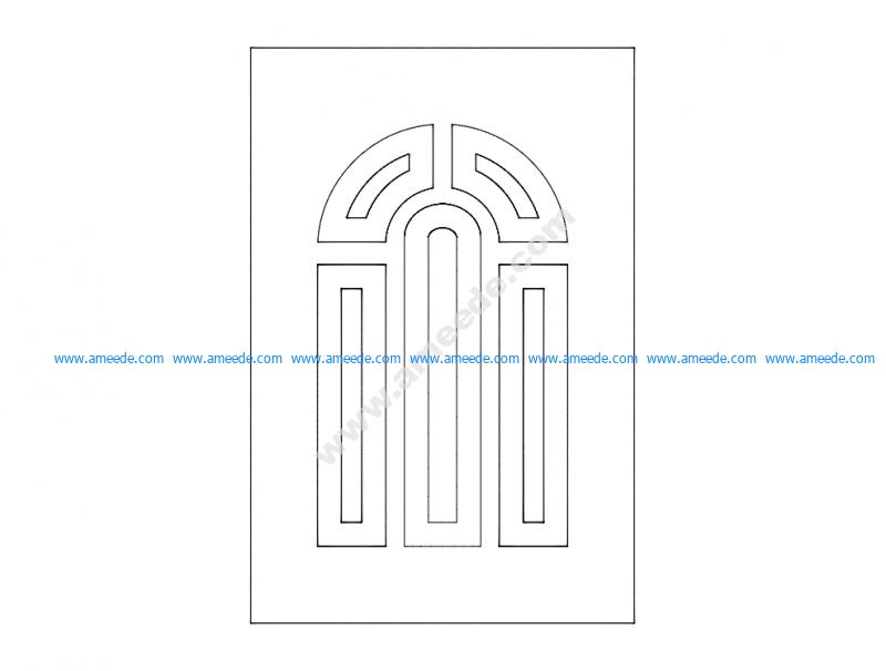Arch Door Design