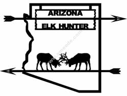 Arizona Elk Hunter