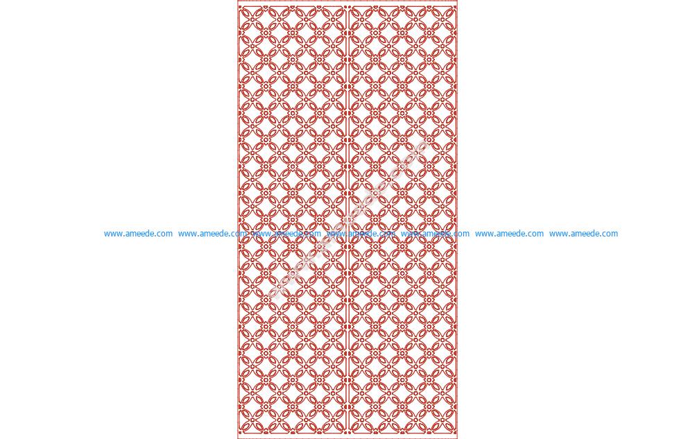 Ornamental Panel 5