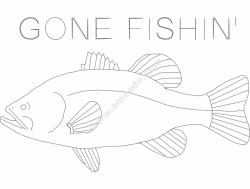 Bass gone fishin final