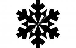 Snowflake Design 41