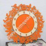 Chasy Ok Wall Clock Fancy