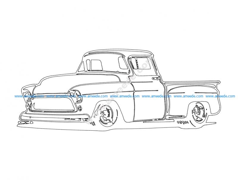 Chevey Truck