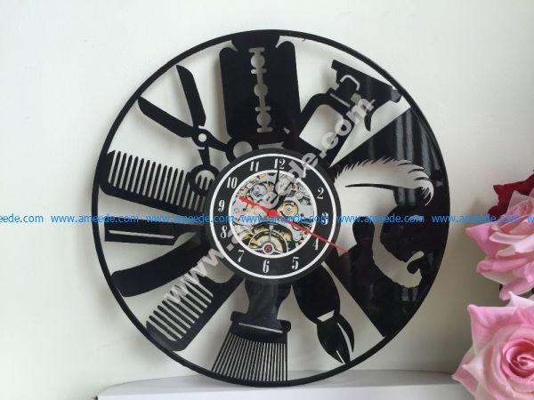 Clock Orologi Vinile