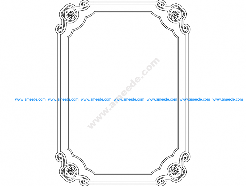 Cool Border Frame