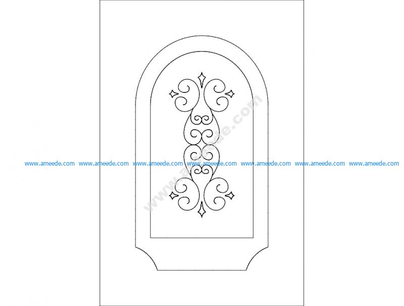 Door Design Arch 2