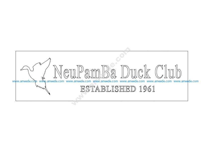 Duck (neupamba duck club)