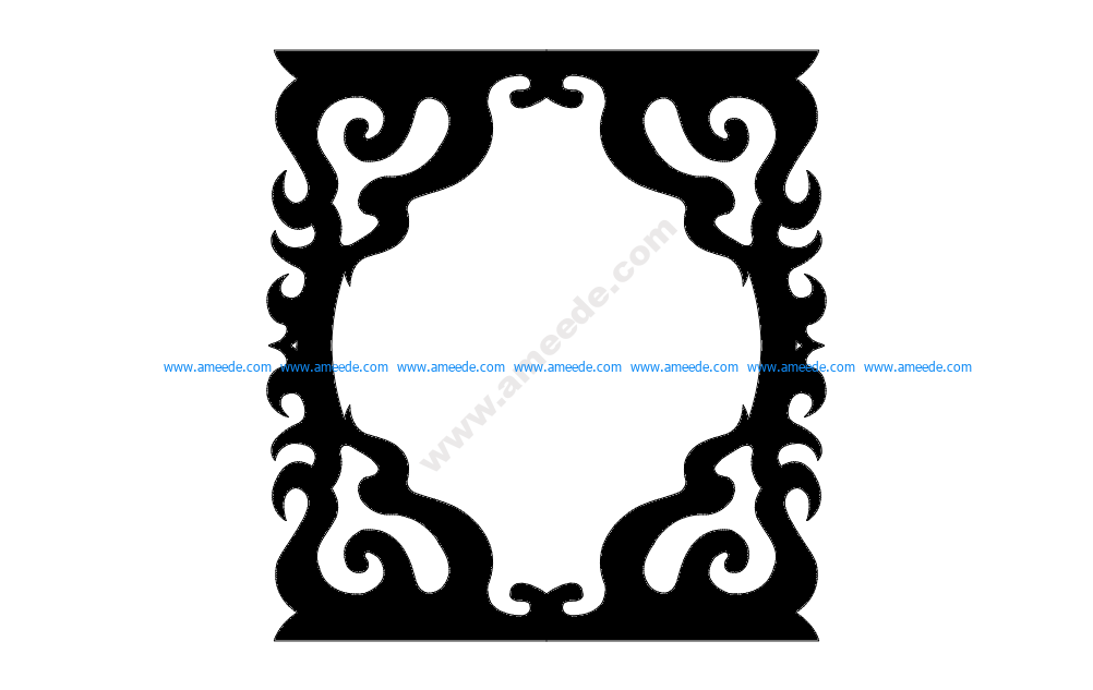 Decorated Frame