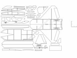 planes F-22 3D Puzzle