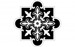 Floral Pattern Decorative