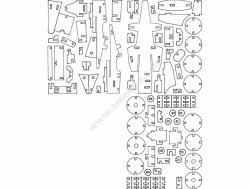 Formula 1 3D Puzzle