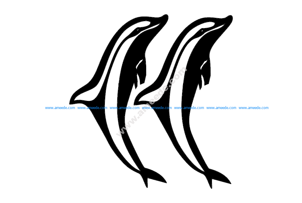 Golfinho 61×65
