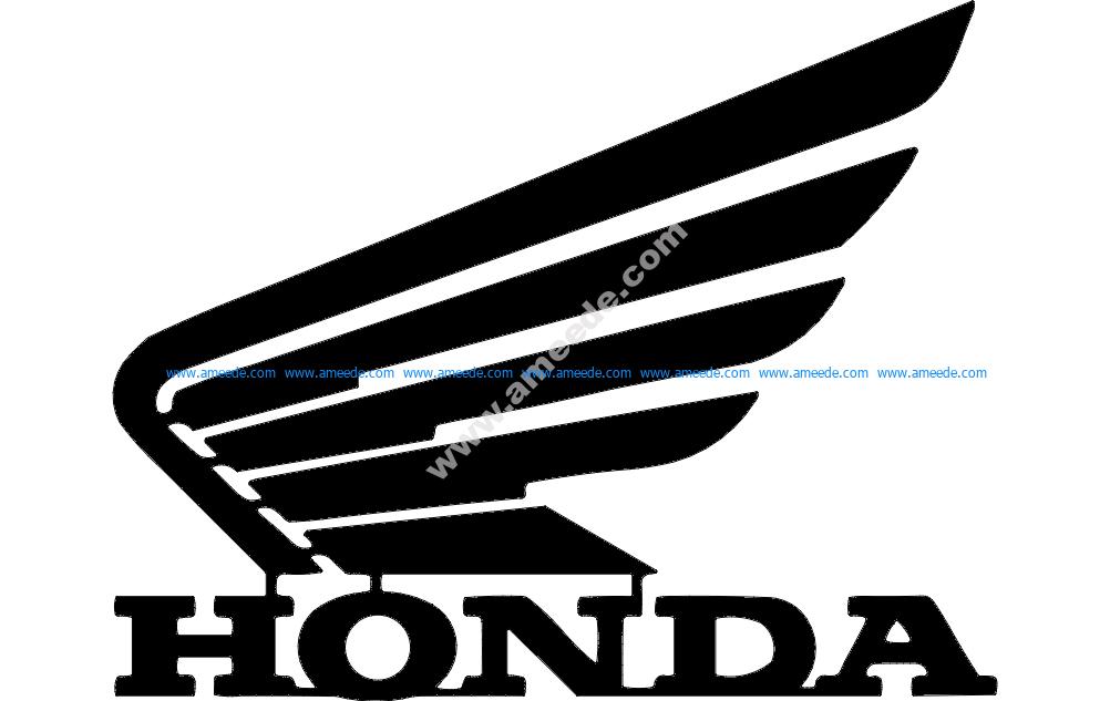 Honda Motorcycle Wing