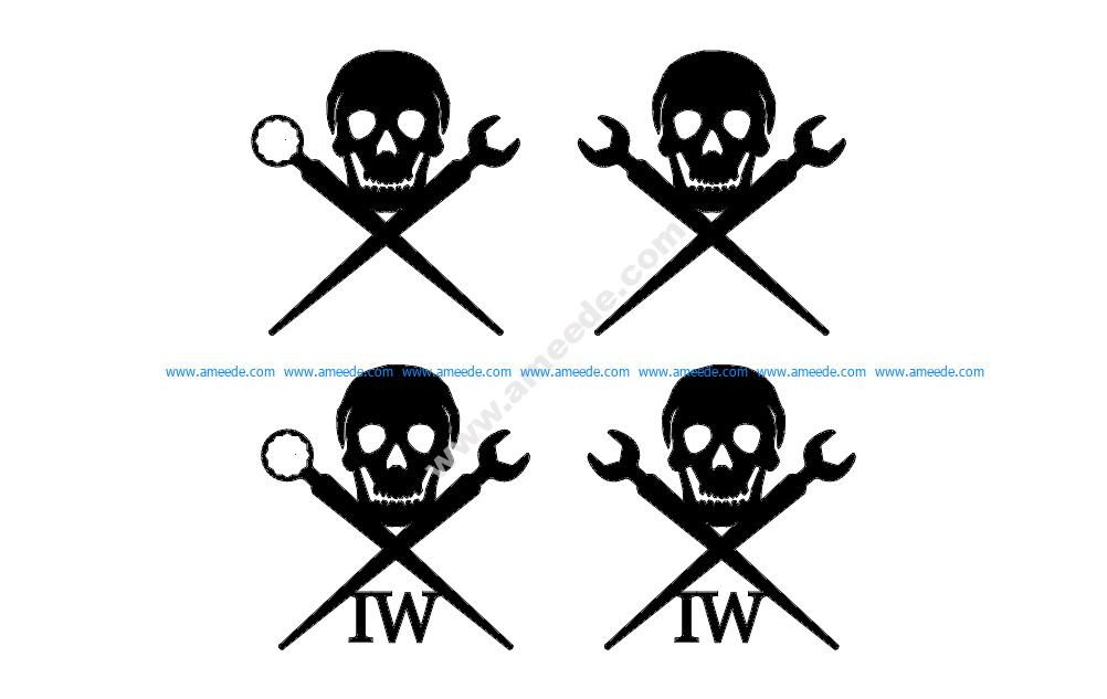 Ironworker Skull