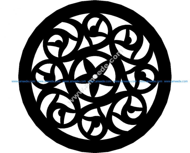 Rose Pattern 8
