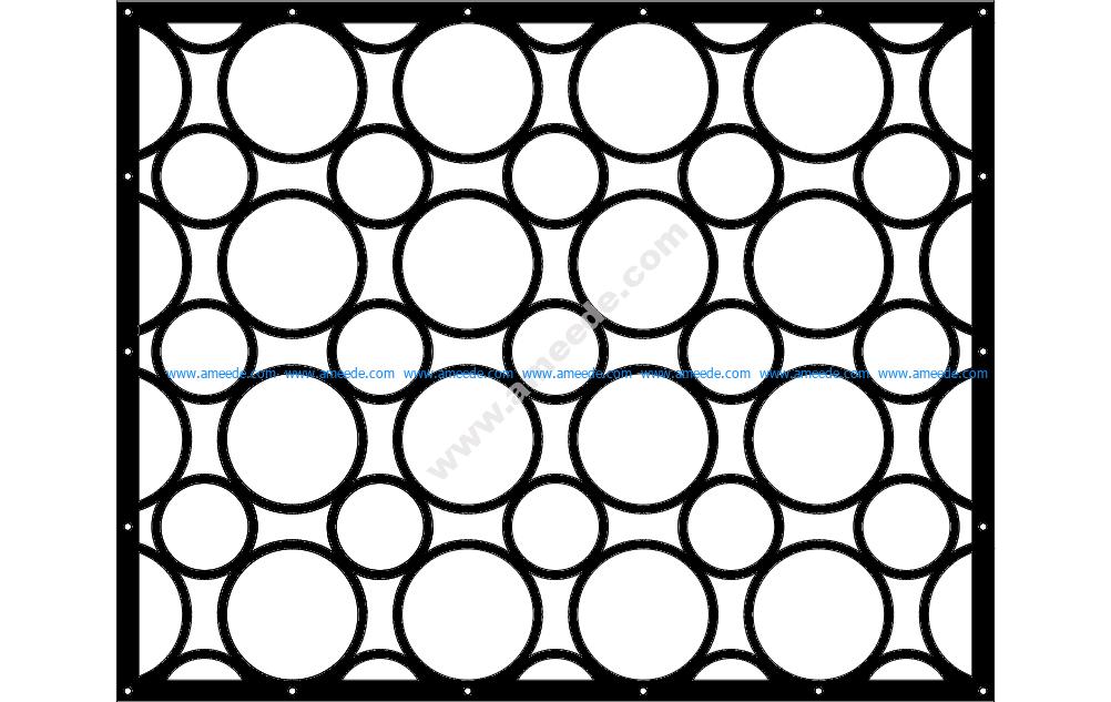 Screen Pattern