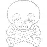 Skull Outline