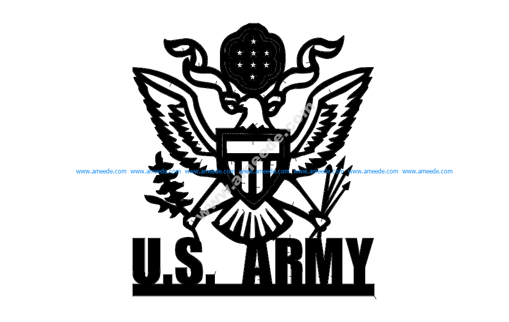 Us Army 2c