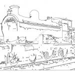 Vector Train Engine