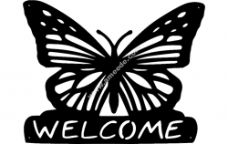 butterfly-welcome