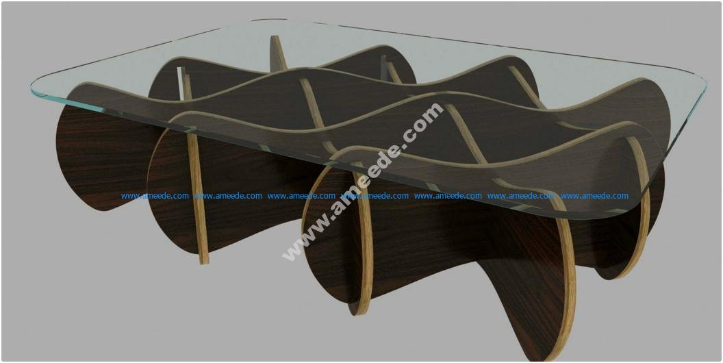 Special Spiral Table