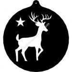 Deer Ornament