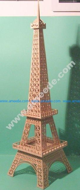 Eifl Tower 3mm