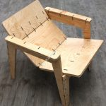 Ziptie Lounge chair