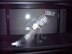 Acrylic Tyrannosaurus Aka Trex
