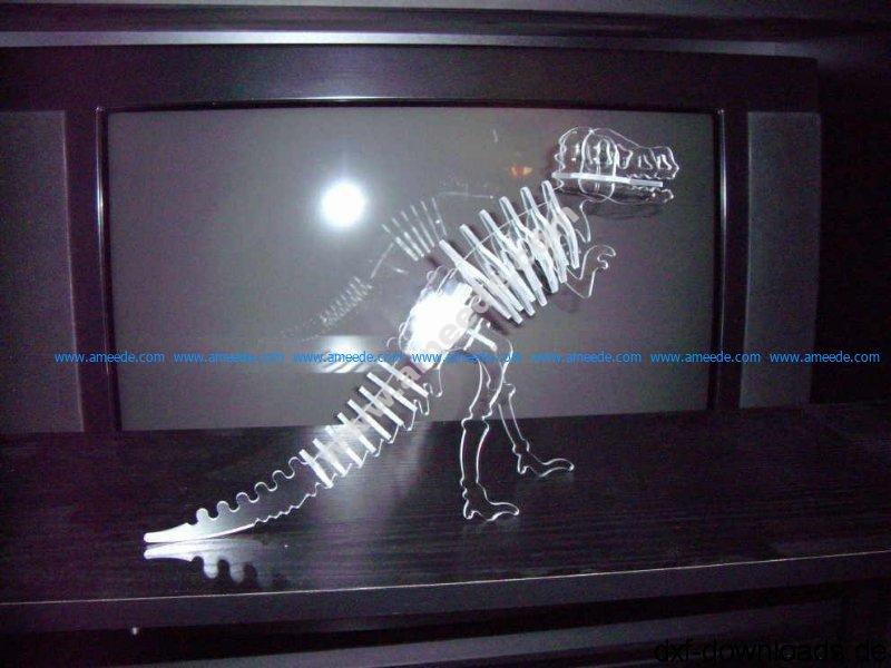 Tyrannosaurus Aka Trex