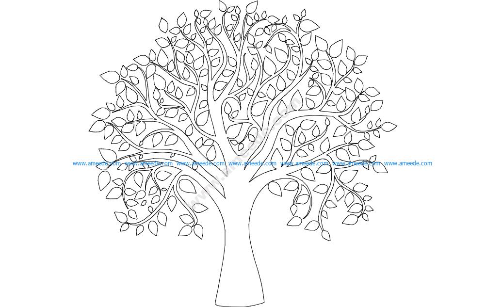 Tree Of Life Full Carve