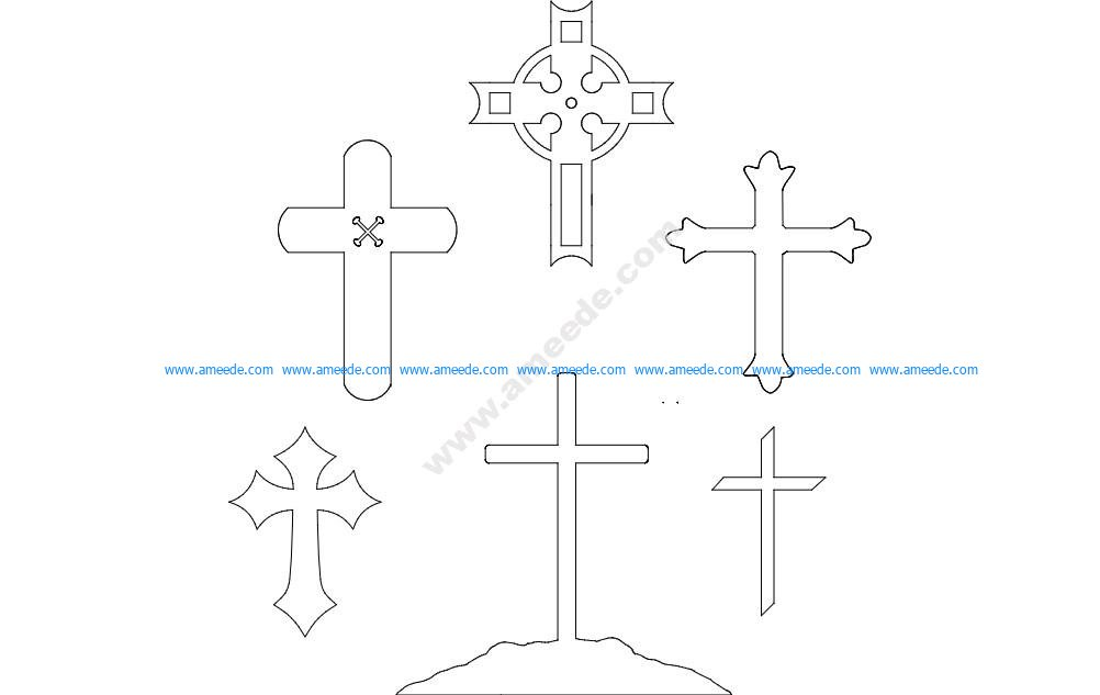 Christian Cross Collection