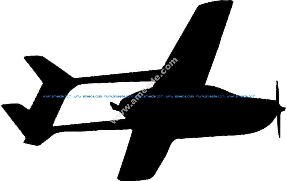 C337 Skymaster Profile 02 Rounded