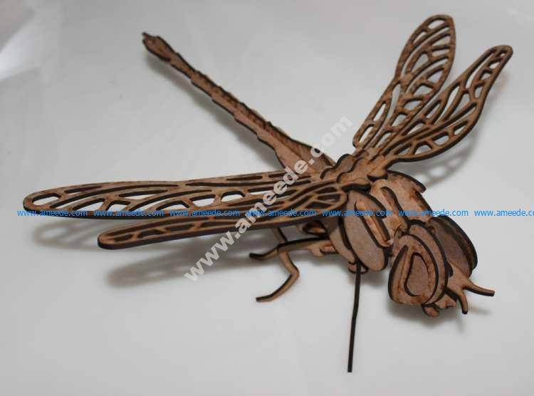 стрекоза (dragonfly)
