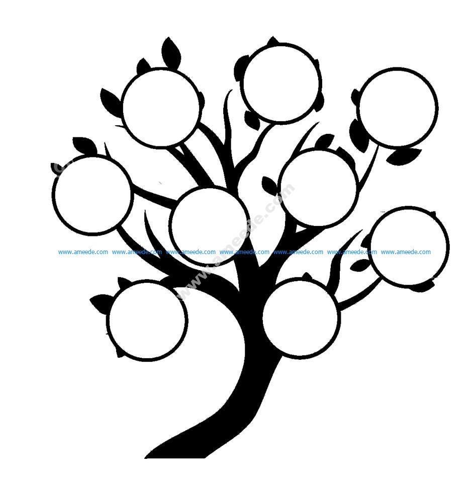شجرة الصور
