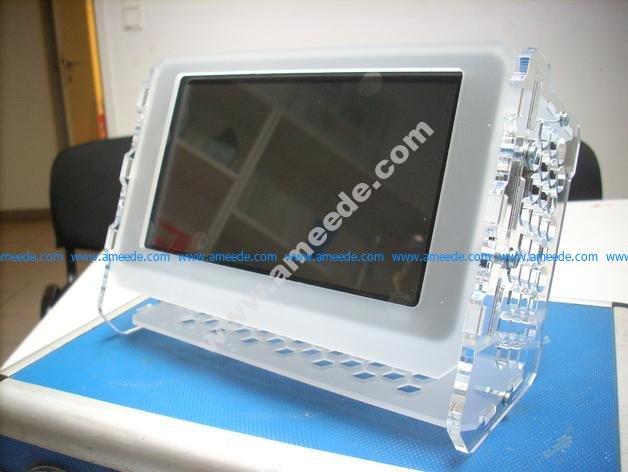 7inch Touchscreen Acrylcase