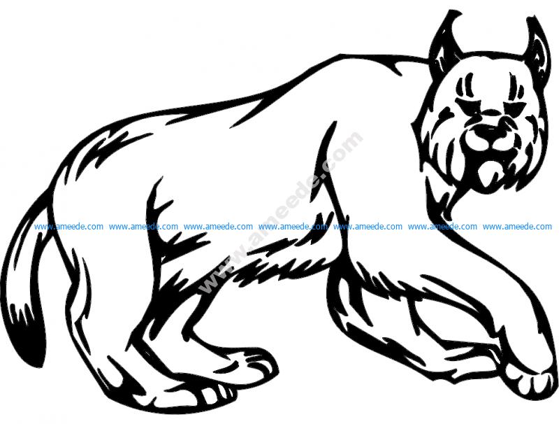 Animal Mascot 045