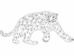 Animal Mascots Lion